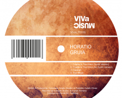 """HORATIO & GRUIA RELEASE  """"CRADLE IN THE WIND"""" EP ON VIVA MUSIC LIMITED."""