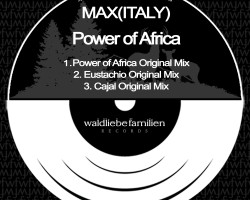 MAX – POWER OF AFRICA