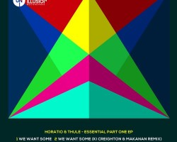 Horatio & Thule – Essentials Part One EP (feat Ki Creighton & Makanan remix)