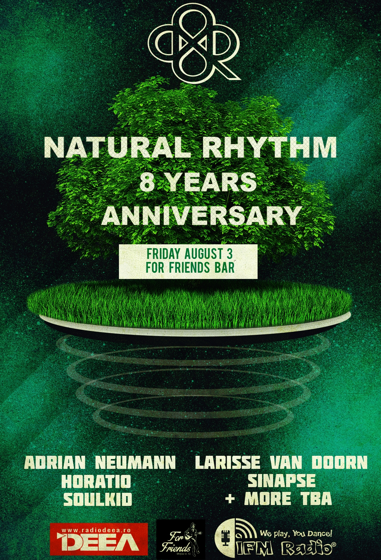 8 ANI DE NATURAL RHYTHM