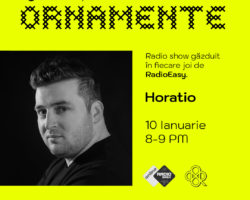 Outside Prezinta Ornamente Special Guest Horatio