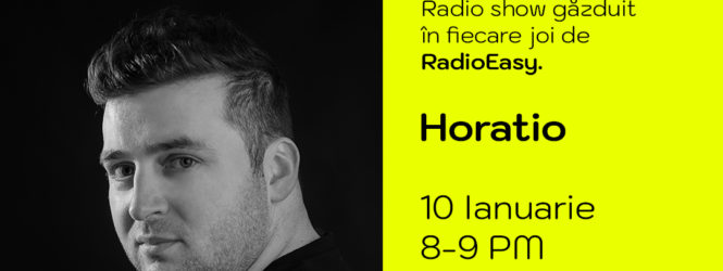OUTSIDE prezinta ORNAMENTE – Special Guest : Horatio